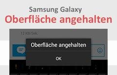 Lösung: Samsung Galaxy –...