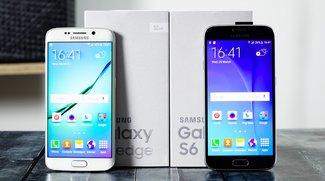 Galaxy S6, S6 edge und S6 edge+: Android 7.0 Nougat kommt nächste Woche