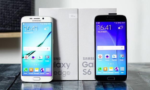 Samsung Galaxy S6: Update auf Android 8.0 Oreo noch in diesem Monat?