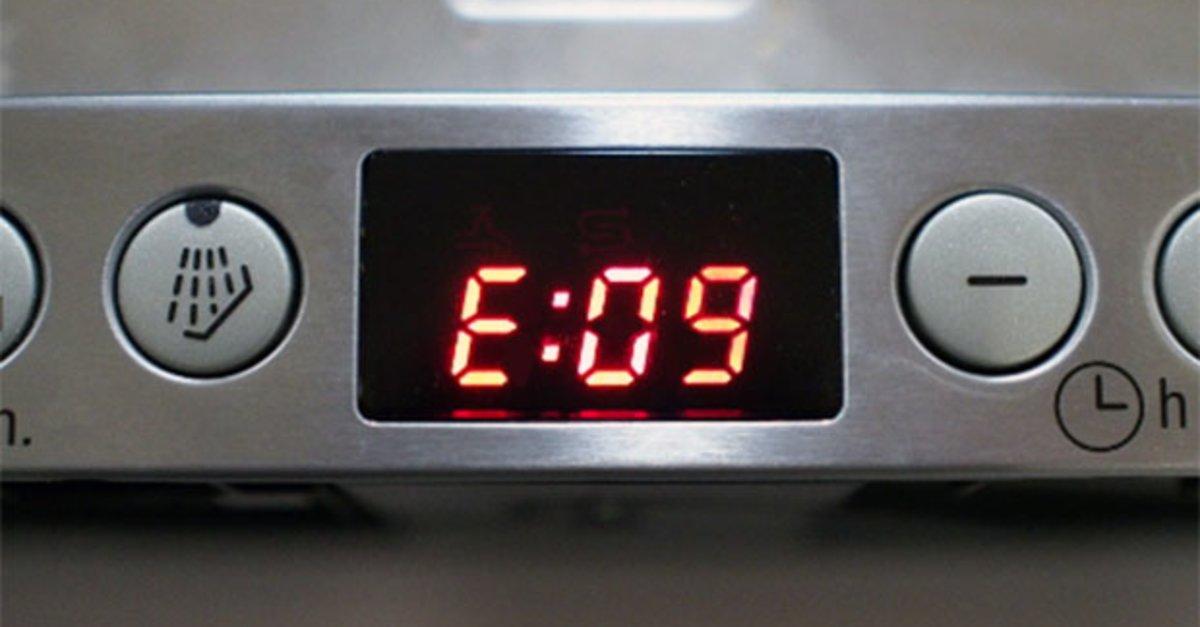 Siemens Kühlschrank Fehler E4 : Die bosch spülmaschine und der fehlercode e meine diy lösung