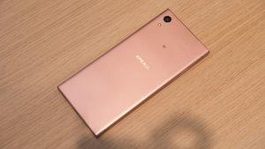 Sony Xperia XA1 im Hands-On-Video: Neue Mittelklasse mit 23-MP-Kamera und stärkerem Prozessor