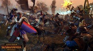 Total War Warhammer: Neue Fraktion Bretonnia in kinoreifem Trailer