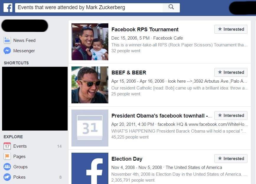 Stalkscan leitet euch zu Facebook um und führt dort die gewünschte Suche aus