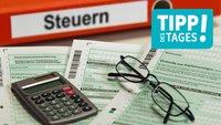 Tipp: Steuererklärung vereinfachen mit der vorausgefüllten Steuererklärung