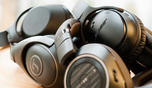 Test: Kopfhörer mit aktivem Noise Canceling im Vergleich
