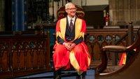 Tim Cook erhält Ehrendoktor in Glasgow –und spricht über Immigration, Steve Jobs und den Apple Pencil
