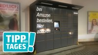 Tipp: Amazon Locker nutzen