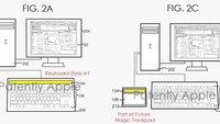 Apple-Patentantrag beschreibt Touch Bar in Magic Keyboard und Magic Trackpad