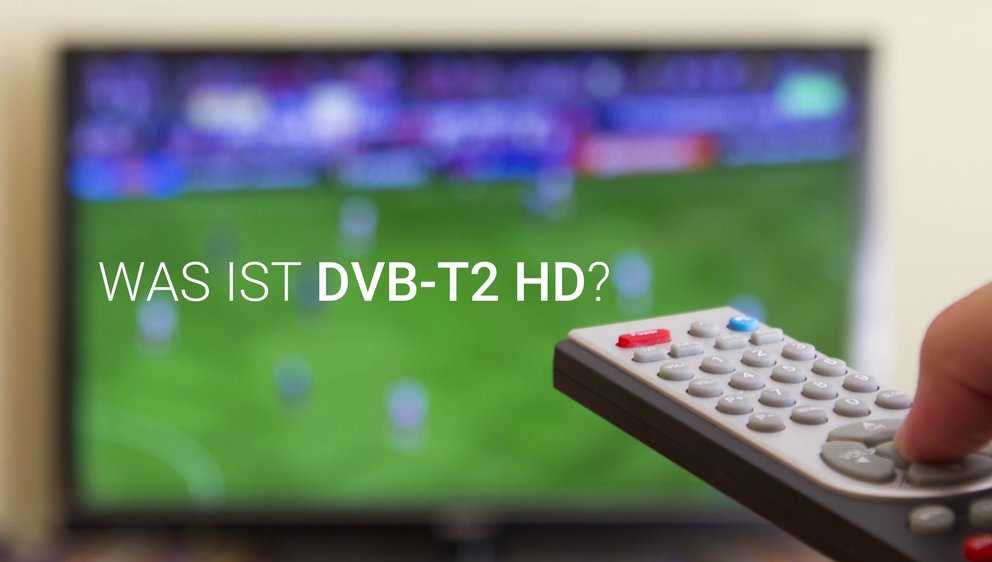Video-Bild: Was ist DVB-T2 HD?