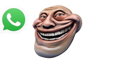 Whatsapp chats versaute Telegram Emoji