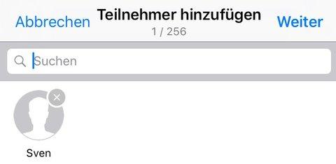whatsapp-teilnehmer-hinzufugen