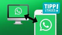Mit WhatsApp Fotos und Daten vom Smartphone auf Mac & PC übertragen (und umgekehrt)