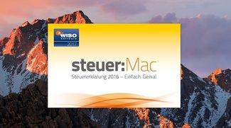 Wiso steuer:Mac 2017: Steuererklärung 2016 unter macOS