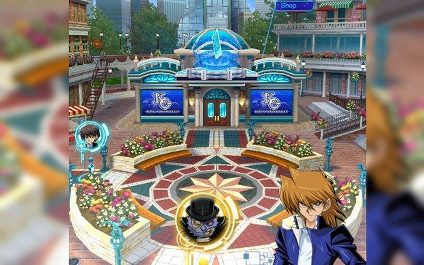 Yu-Gi-Oh! Duel Links: Kartenhändler freischalten und Gold eintauschen