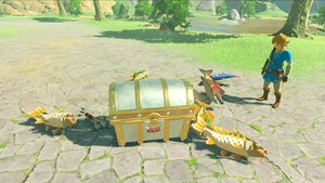 Zelda - Breath of the Wild: Alle Amiibo-Items und Karten - Liste aller Figuren und Effekte