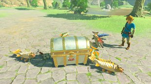 Zelda - Breath of the Wild: Alle Amiibo-Items und Karten - Liste aller Figuren und Effekte
