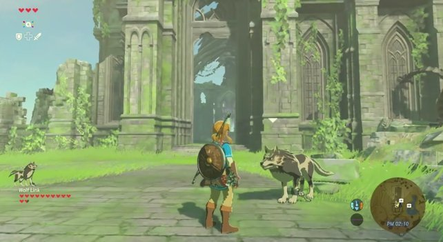zelda-breath-of-the-wild-amiibo-funktionen-wolf-link