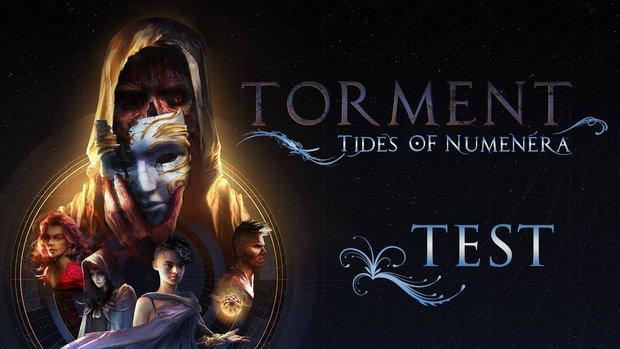 Torment - Tides of Numenera im Test: Die Rollenspiel-Offenbarung für Leseratten