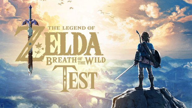 The Legend of Zelda – Breath of the Wild im Test: Aufbruch in eine neue Welt