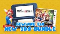 Mario Sports Superstars: Gewinne bei uns ein New 3DS-Bundle