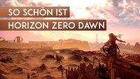 Horizon Zero Dawn: Die schönsten Bilder des Photo Modes