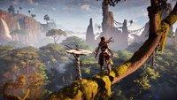 Horizon Zero Dawn: Der erste Kampf im Spiel brauchte anderthalb Jahre