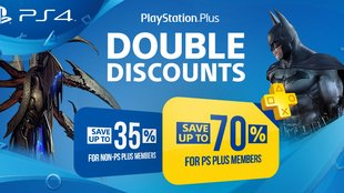 PlayStation Plus: 250 Spiele in großer Rabatt-Aktion