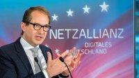 Glasfaser und 5G: Deutschland bekommt flächendeckendes Gigabit-Netz