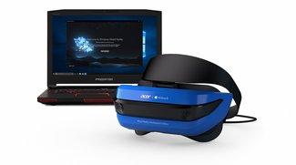 Microsoft: Mixed-Reality-Headset für Windows 10 von Acer vorgestellt