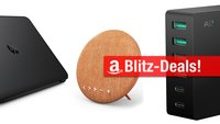 Blitzangebote: USB-C-Ladegerät, Qi-Ladepuck, HP-Notebook u.v.m. heute günstiger