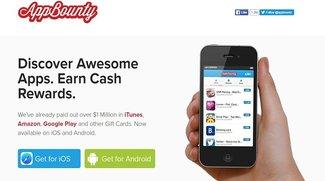 Appbounty für Android und iPhone: Erfahrungen und Tipps