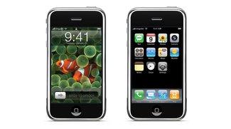 iPhone 8 im Wassertropfen-Design: Anlehnung ans erste iPhone