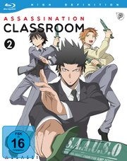 Assassination Classroom Staffel 1 Vol. 2 Lerche AV-Visionen