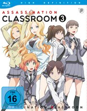 Assassination Classroom Staffel 1 Vol. 3 Lerche AV-Visionen