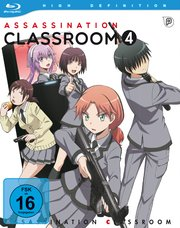 Assassination Classroom Staffel 1 Vol. 4 Lerche AV-Visionen