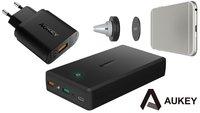 Amazon: Bis zu 44 % Rabatt auf Zubehör von Aukey – Magnet Handyhalterung für 4,48 €