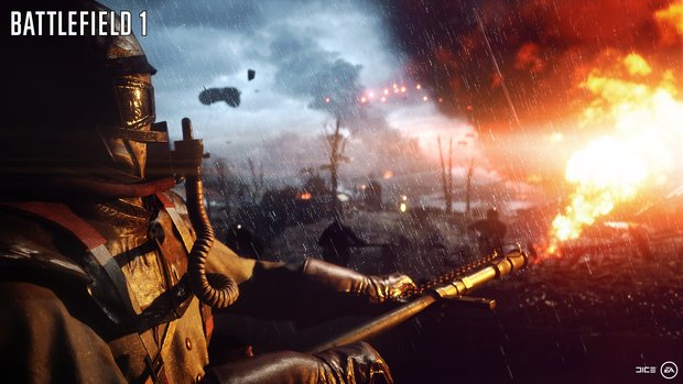 "Battlefield 1: Easter Egg aus Film ""Oben"" entdeckt"