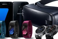 Best of Samsung bei Media Markt: Galaxy S7 + Gear VR + Gear S3 mit Allnet-Flat & 1,5 GB (Telekom) für 30 € pro Monat