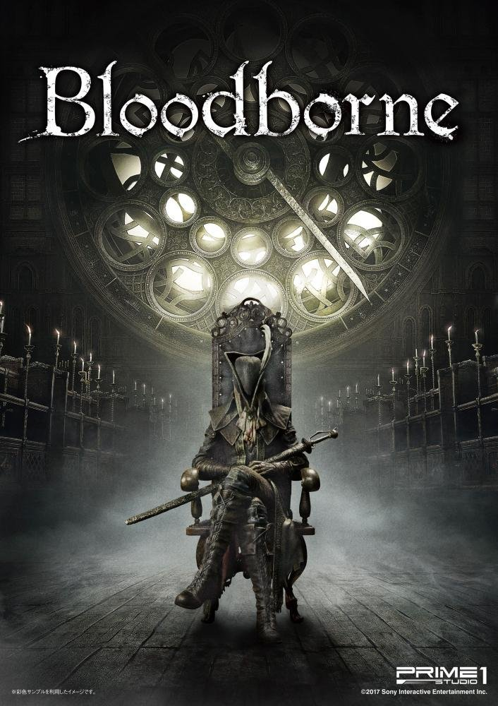 Bloodborne - Lady Maria 1