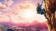 Zelda – Breath of the Wild: Miyamoto kletterte stundenlang auf Bäume beim ersten Anspielen