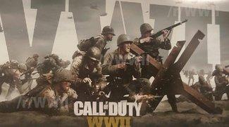 Call of Duty WW2: Wurde das neue CoD geleakt?