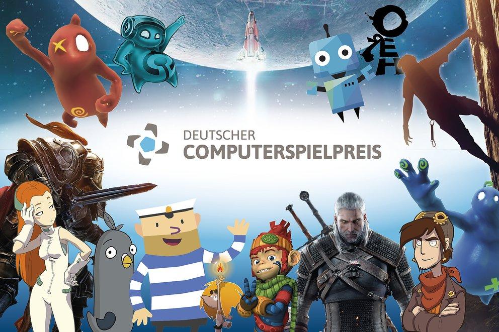 Computerspielpreis 2018: Die Preisverleihung live auf Golem.de