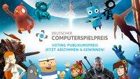 Deutscher Computerspielpreis: Ein Sprungbrett für junge Entwickler