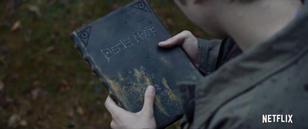 Death Note 2017 Film Light Notizbuch