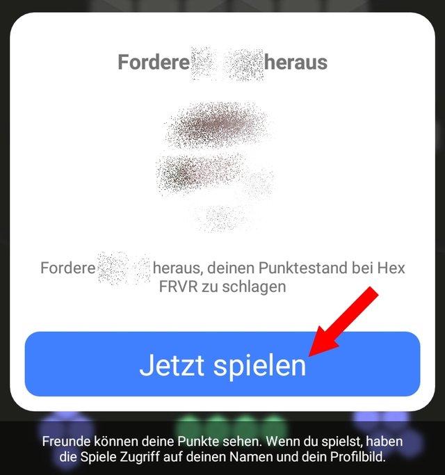 Facebook Messenger Spiele Jetzt spielen