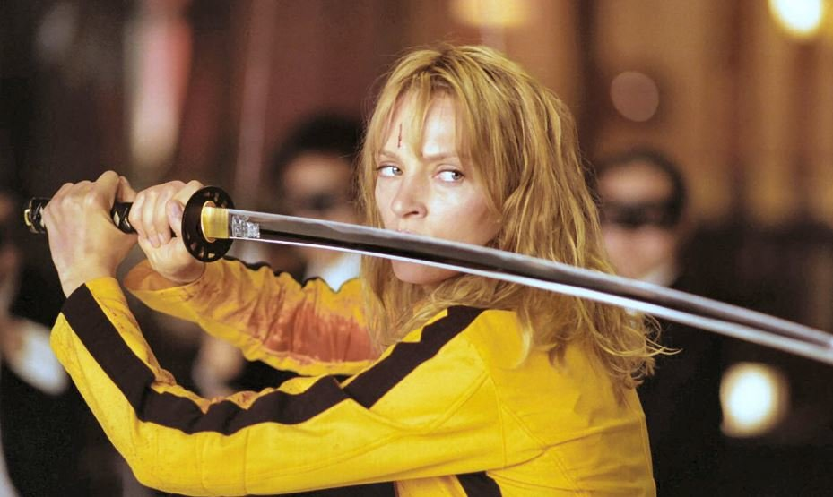 Filme wie John Wick Kill Bill