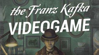 Absurdes Adventure über den Schriftsteller Franz Kafka angekündigt