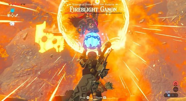Zelda - Breath of the Wild: Ganons Feuerfluch - Boss-Guide inkl. Video