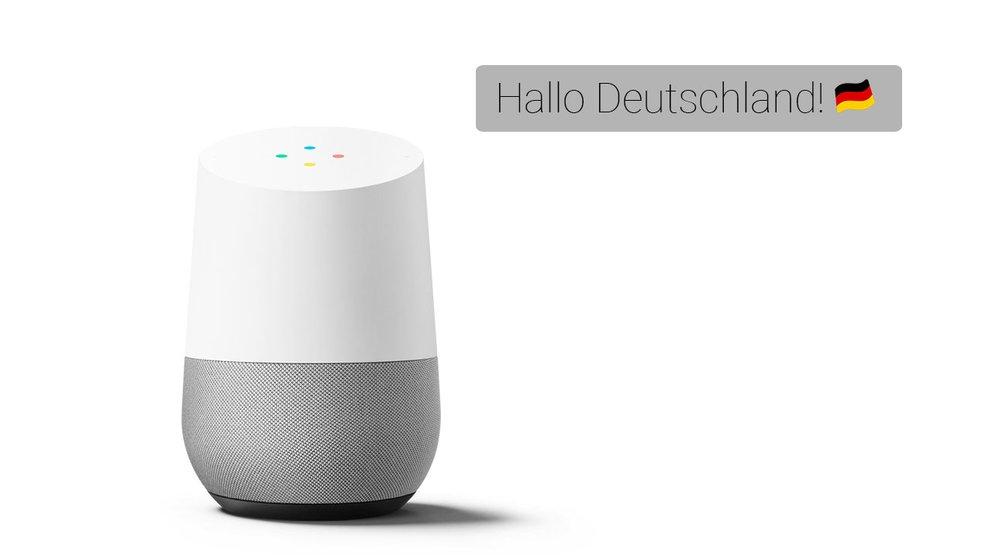 Google Home: Marktstart in Deutschland verzögert sich erheblich