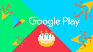 Google Play Store wird 5: Beste Apps, Spiele und Filme gekürt